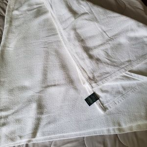 Ralph Lauren ° Full/Queen ° White ° Blanket